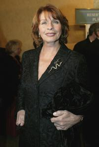 Senta Berger at the Bavarian Film Awards.