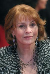 Senta Berger at the Berlinale Film Festival.