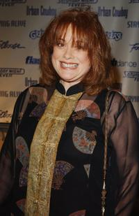 Donna Pescow at the Celebration of Paramount Studio's 90th Anniversary.