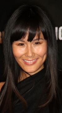 Minae Noji at the screening of