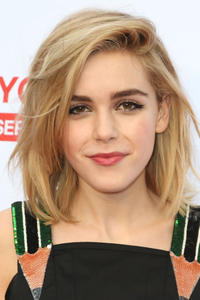 Kiernan Shipka at An Evening With Women Benefitting The Los Angeles LGBT Center.