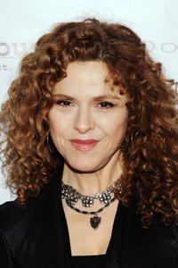 Bernadette Peters at the 'Haven't We Met Before?' New York Premiere at 711 Greenwich Street in New York City, NY.