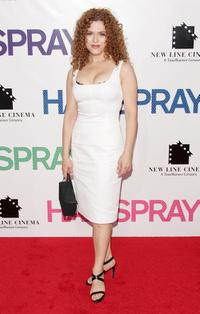Bernadette Peters at the premiere