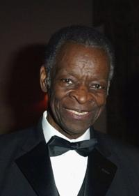 Brock Peters at the post party for the William Holden Wildlife Foundation's 20th Anniversary