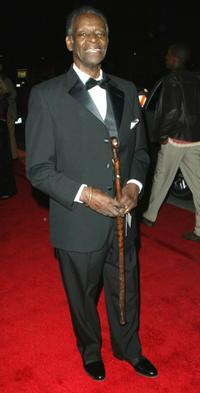 Brock Peters at the William Holden Wildlife Foundation's 20th Anniversary