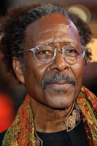 Clarke Peters at the UK premiere of