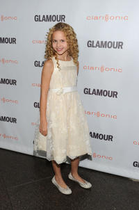 Isabella Acres at the 2011 Glamour Reel Moments premiere in California.