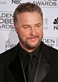 William L. Petersen at the 63rd Annual Golden Globe Award.
