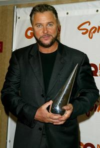 William L. Petersen at the 2003 GQ Men of the Year Awards.