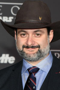 Dave Filoni at the premiere of