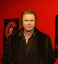 Patrick Bergin at the Ireland premiere of