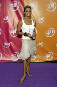 Valarie Pettiford at the UPN Stars Party.