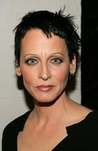Lori Petty at the 2005 Worldwide V-Day Campaign presentation of The Vagina Monologues.