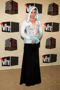 Lori Petty attends the VH1 - Big in '04 at the Shrine Auditorium.