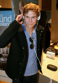 Rhys Wakefield at the