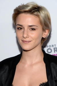 Addison Timlin at Glamorama 'Fashion Rocks' in Los Angeles.