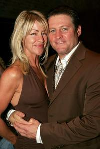 Peter Phelps and Donna Phelps at the after party of the opening night of