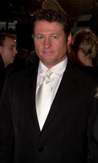 Peter Phelps at the TV Week Logies 2000.