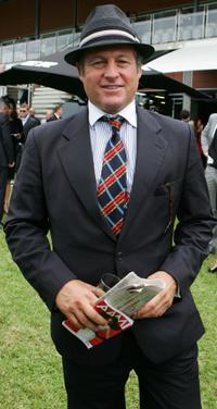 Peter Phelps at the Golden Slipper Day 2009.