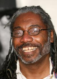 Franklyn Ajaye at the premiere of