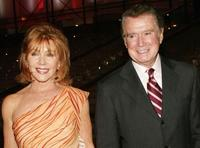 Joy Philbin and Regis Philbin at the Vanity Fair Party during the Tribeca Film Festival.