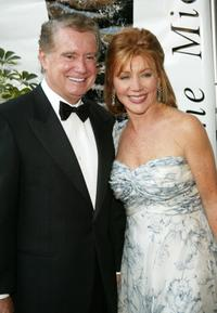 Joy Philbin and Regis Philbin at the 10th Annual Michael Awards.