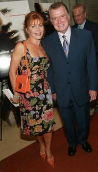 Joy Philbin and Regis Philbin at the world premiere of