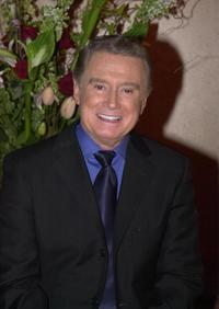 Regis Philbin at the National Association of Television Program Executives (NATPE) Conference.