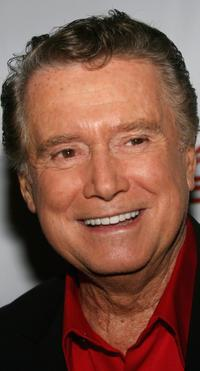 Regis Philbin at the 75th Annual Hollywood Christmas Parade.