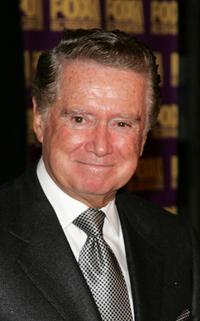 Regis Philbin at the Fox Business Network launch party.