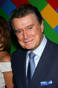 Regis Philbin at the premiere of