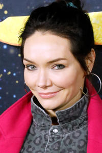 Katrina Lenk at the world premiere of