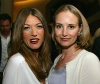 Natalie Zea and Chynna Phillips at the after party of the premiere of