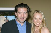 William Baldwin and Chynna Phillips at the after party of