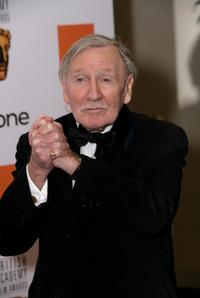 Leslie Phillips at the Orange British Academy Film Awards.