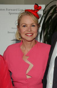 Michelle Phillips at the Fashion Forward Fundraiser benefitting Friendly House and CLARE Foundation.