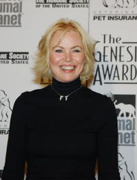 Michelle Phillips at the 17th Annual Genesis Awards.