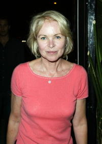 Michelle Phillips at the opening of