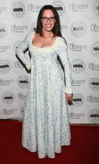 Samantha Phillips at the 18th Annual MMPA Pre-Oscar Luncheon.