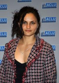 Rain Phoenix at the American Civil Liberties Union's Freedom Concert.