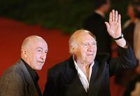 Michel Piccoli at the Rome Film Festival screening of