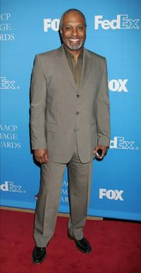 James Pickens, Jr. at the 37th NAACP Image Awards Nominee Luncheon.