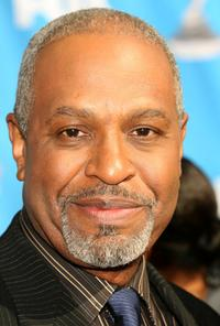 James Pickens, Jr. at the 38th annual NAACP Image Awards.