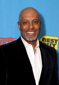 James Pickens, Jr. at the 39th NAACP Image Awards after party.