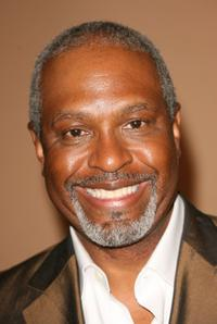 James Pickens, Jr. at the cocktail reception for 2006 Summer TCA Awards.