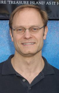 David Hyde Pierce at the premiere of