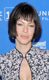 Pollyanna McIntosh at the premiere of
