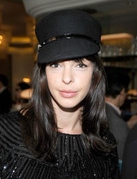 Pollyanna McIntosh at the UK Film Council US Post Oscars Brunch in California.