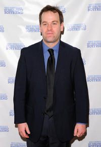 Mike Birbiglia at the Off-Broadway Opening Night of