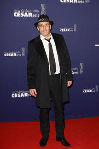 Frederic Pierrot at the 2012 Cesar Film Awards in Paris.